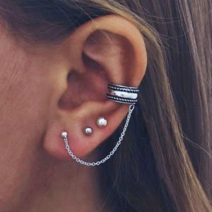 Cartilage Earrings For Women