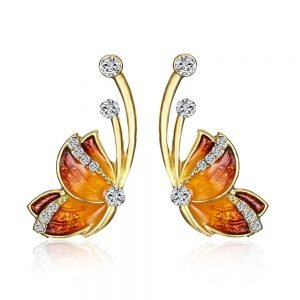 Butterfly Earrings For Women