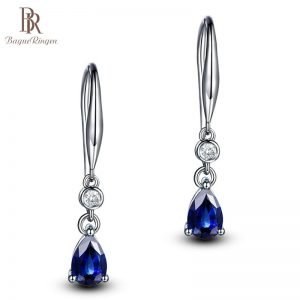 16931 49cd0f 300x300 - Bague Ringen Silver 925 Jewelry Earrings Sapphire Siver Korean Ear Jewelry  Purple/Blue/Yellow Color Party Dating Gift Wholesale