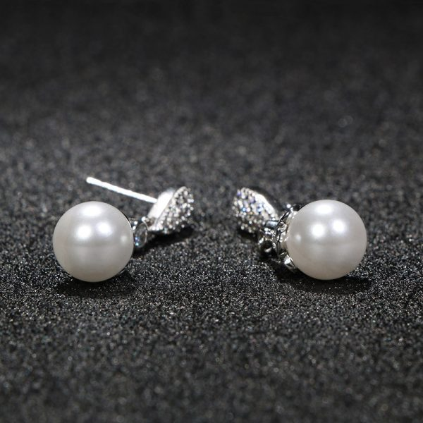 17546 2d3d4e 600x600 - Classic 925 Silver Drop Earrings