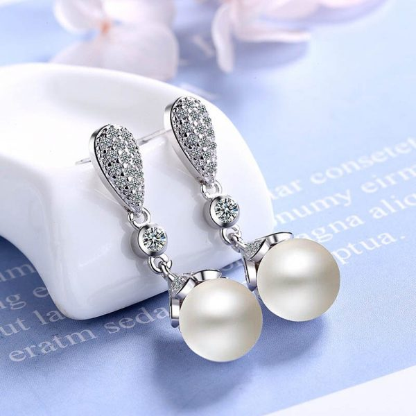 17546 6cba91 600x600 - Classic 925 Silver Drop Earrings
