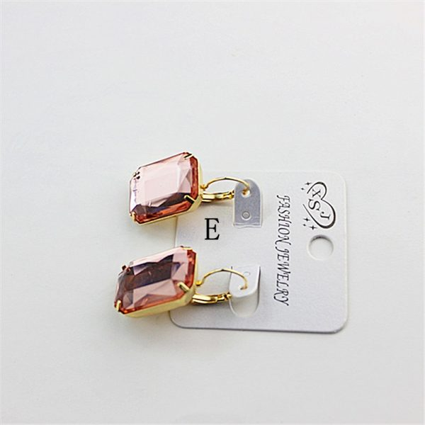 24293 ceae9a 600x600 - Hot and bright green purplish red, purple and blue pink and blue pink color women's birthday party earrings with beautiful earri