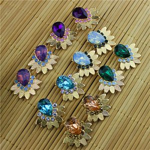 28054 5d3476 300x300 - Hot new fashion gorgeous women jewelry wholesale, girls birthday party pink, blue, purple, green, red earrings, free shipping