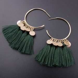 29634 05927c 300x300 - AMADER Tassel Earrings For Women Ethnic Sequins Drop Earrings Bohemia Fashion Jewelry Trendy Cotton Fringed Long Dangle Earrings