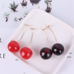 Cherry Earrings For Women