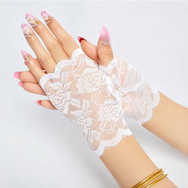61254 vdl1jn 600x600 - Best Sale Sailor Dance Long Fingerless Womens Sexy Lace Gloves Ladies Half Finger Fishnet Gloves Heated Mesh Mitten Handschoenen