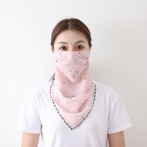 61416 yfkzr6 300x300 - Summer Outdoor Riding Mask Wholesale Fashion Printing Female Big Neck Protector Sunscreen Scarf Mask Driving Shading Bib Women