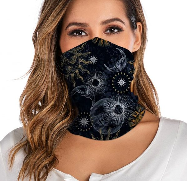 61469 8tmflg 600x581 - For Women Men Bandana Neck Gaiter Tube Headwear  Face Scarf Dustproof Motorcycle Facemask Windproof Scarf