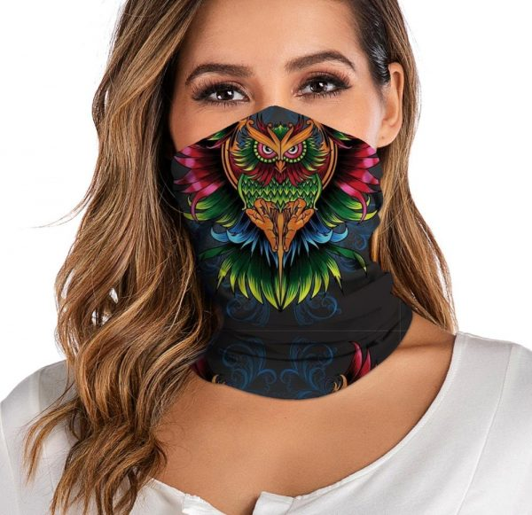 61469 kknis0 600x581 - For Women Men Bandana Neck Gaiter Tube Headwear  Face Scarf Dustproof Motorcycle Facemask Windproof Scarf