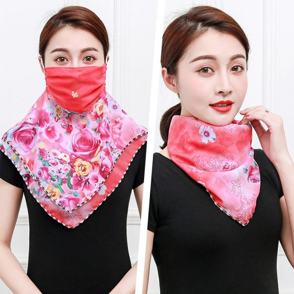 61956 gipcdr 600x600 - Temperament neck breathable mask new spring and summer anti-UV chiffon thin veil sunscreen multi-function large mask scarf