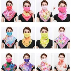 61956 yolis9 300x300 - Temperament neck breathable mask new spring and summer anti-UV chiffon thin veil sunscreen multi-function large mask scarf