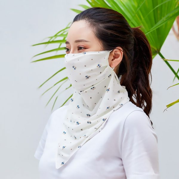 61964 xlsigx 600x600 - 2020 New Silk Scarf Mask Neckerchief Sun Protection Magic Scarves Neck Wraps Shawl Mask Scarf Women