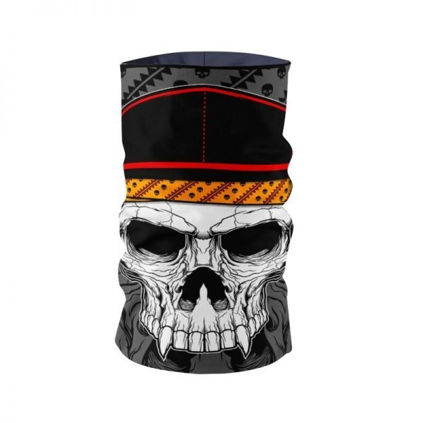 61968 s30tvh 600x600 - Fashion Printing Skull Series Headscarf Hair Accessories Designer Tubular Mask bufanda Cycling Neck Gaiter braga cuello buffe