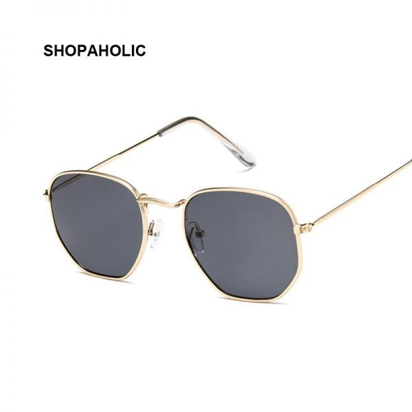63360 b62djv 600x600 - 2019 Retro Round Sunglasses Women Brand Designer Sun Glasses for Women Alloy Mirror Sunglasses Ray Female Oculos De Sol