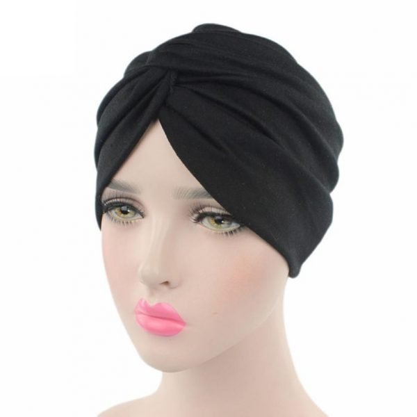 63585 2mynsp 600x600 - High quality Women Cancer Chemo Hat Beanie Scarf Turban Head Wrap Cap Soft comfortable Cotton Knitted hat Drosphipping#V30