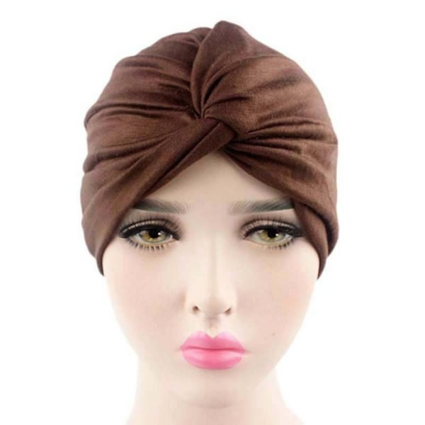63585 plugrn 600x600 - High quality Women Cancer Chemo Hat Beanie Scarf Turban Head Wrap Cap Soft comfortable Cotton Knitted hat Drosphipping#V30