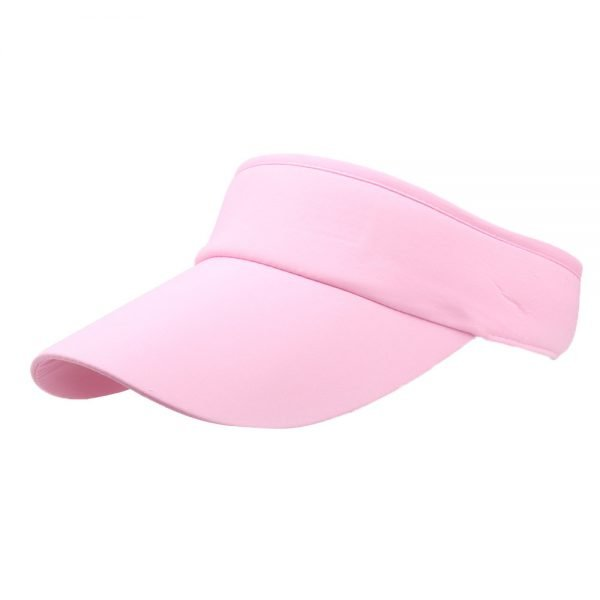 63690 tdjoia 600x600 - Hats For Women Solid  Sport Headband Classic Sun  Visor Casual New Fashion Adjustable Trend Dignified Summer Hats For Women