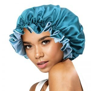 64072 mksmdq 300x300 - New Solid Women Satin Bonnet Fashion Stain Silky Big Bonnet for Lady Sleep Cap Headwrap Hat Hair Wrap Accessories Wholesale