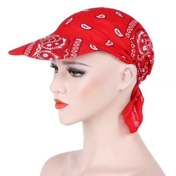 64173 3lnadh 600x600 - Hats For Women Multifunctional Warm Sunscreen With Cotton Print Casual Adjustable Cotton Trend Dignified Summer Hats For Women