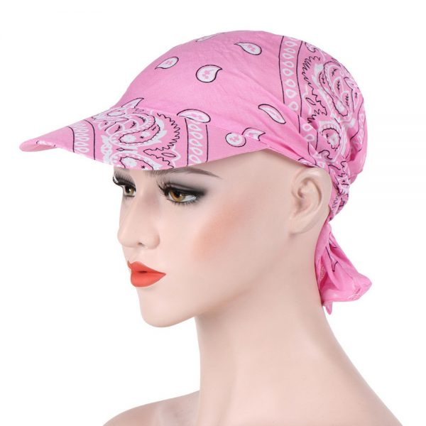 64173 bfvpix 600x600 - Hats For Women Multifunctional Warm Sunscreen With Cotton Print Casual Adjustable Cotton Trend Dignified Summer Hats For Women