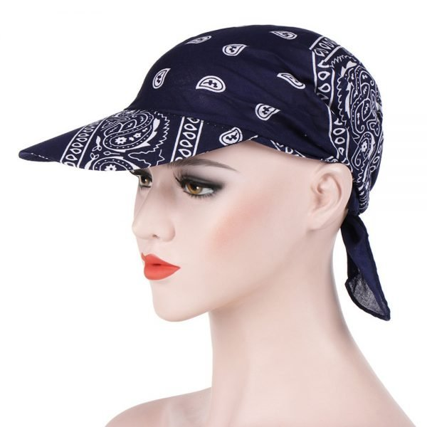 64173 js0pru 600x600 - Hats For Women Multifunctional Warm Sunscreen With Cotton Print Casual Adjustable Cotton Trend Dignified Summer Hats For Women