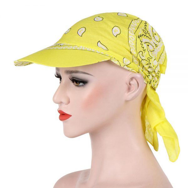 64173 odjans 600x600 - Hats For Women Multifunctional Warm Sunscreen With Cotton Print Casual Adjustable Cotton Trend Dignified Summer Hats For Women
