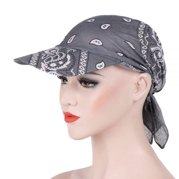 64173 xz2uar 600x600 - Hats For Women Multifunctional Warm Sunscreen With Cotton Print Casual Adjustable Cotton Trend Dignified Summer Hats For Women