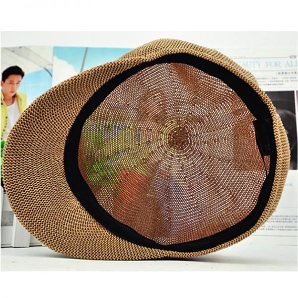 64200 iqepox 600x600 - British style Summer breathable cap Brand Women's Sun Hats Woman Cap Casual Hot Straw Foldable Shade Sunscreen Girl travel 2018