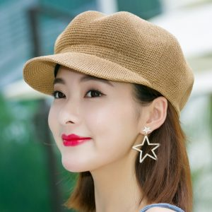 64200 ox9pda 300x300 - British style Summer breathable cap Brand Women's Sun Hats Woman Cap Casual Hot Straw Foldable Shade Sunscreen Girl travel 2018