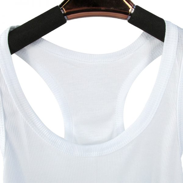 65823 frliys 600x600 - NEW 1 PC Casual Wild Women's Sleeveless Tank Tops No Sleeve T-Shirt Summer round neck Vest