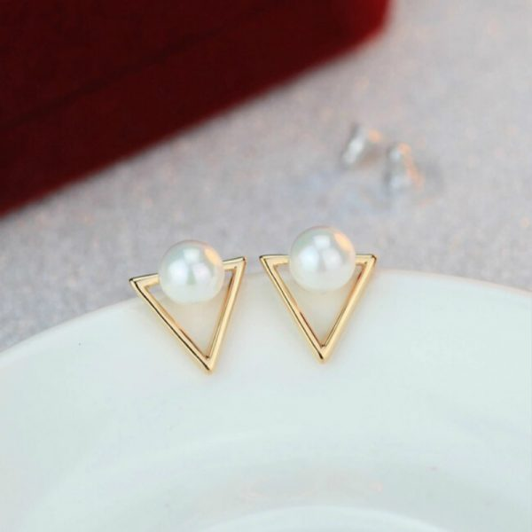 66831 jxhi9j 600x600 - Hot Trendy Cute Nickel Free Earrings Fashion Jewelry  Earrings Square Stud Earrings For Women Brincos Statement Earrings
