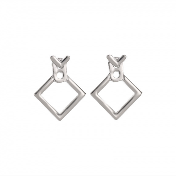 66831 wmbicz 600x601 - Hot Trendy Cute Nickel Free Earrings Fashion Jewelry  Earrings Square Stud Earrings For Women Brincos Statement Earrings